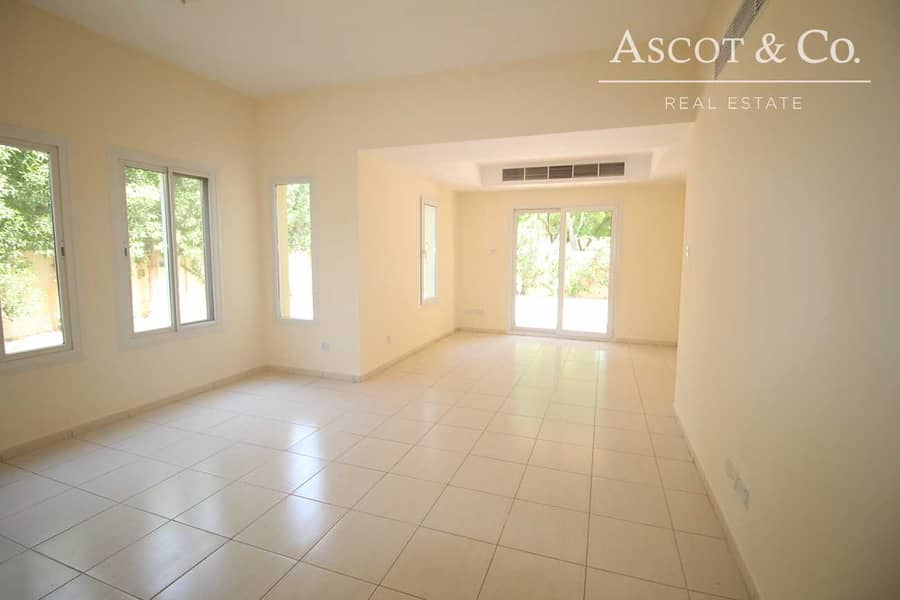 Large 3 Bedrooms - Type 2E - Park Facing