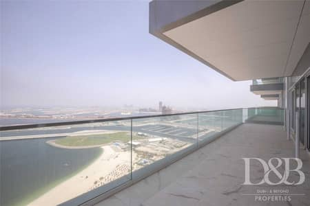 3 Bedroom Flat for Sale in Jumeirah Beach Residence (JBR), Dubai - Best Layout | Full Sea View | Private Beach