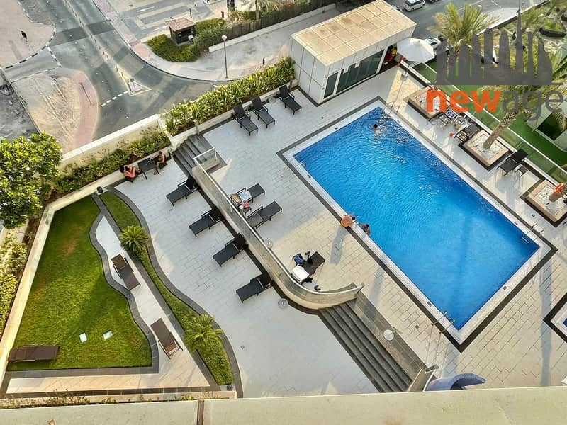 2 EXCLUSIVE | 1 Bedroom  | Pool & Sea View