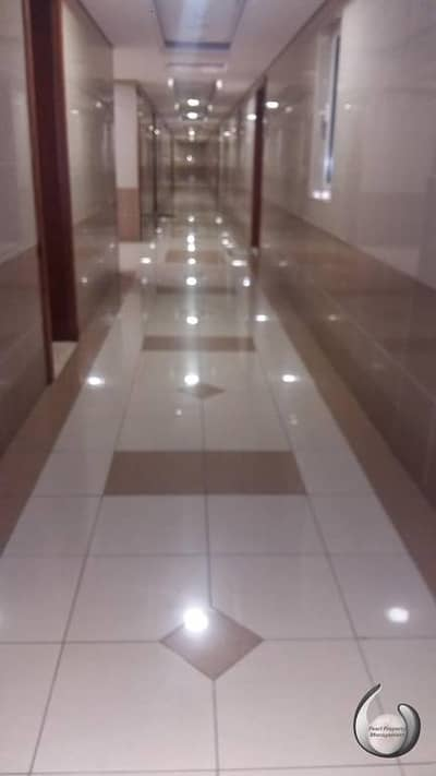 SPACIOUS 1 BHK WITH MAIDS ROOM IN OUD METHA (NR.METRO STATION)