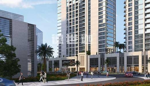 فلیٹ 1 غرفة نوم للبيع في وسط مدينة دبي، دبي - Down Town Spacious 1BR / High Quality / Handover Soon