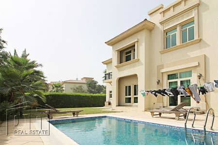 4 Bedroom Villa for Rent in Jumeirah Islands, Dubai - Immaculate Condition - Landscaped Garden - View Today
