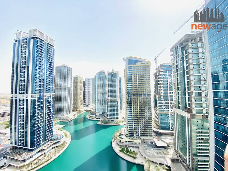 10 Lake View Furnished Studio For Rent In Goldcrest Executive JLT