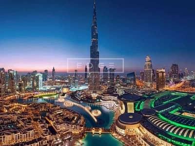 3 Bedroom Flat for Sale in Downtown Dubai, Dubai - 3BED | HIGH FLOOR | BURJ VIEW