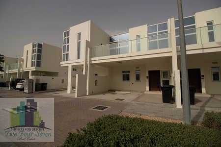 4 Bedroom Townhouse for Rent in DAMAC Hills 2 (Akoya Oxygen), Dubai - BEAUTIFUL FULLY FURNISHED 4BED  OPEN KITCHEN