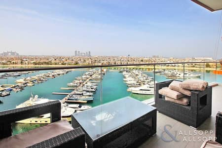 شقة 3 غرف نوم للبيع في نخلة جميرا، دبي - 5 Beds | Full Atlantis View | High Floor