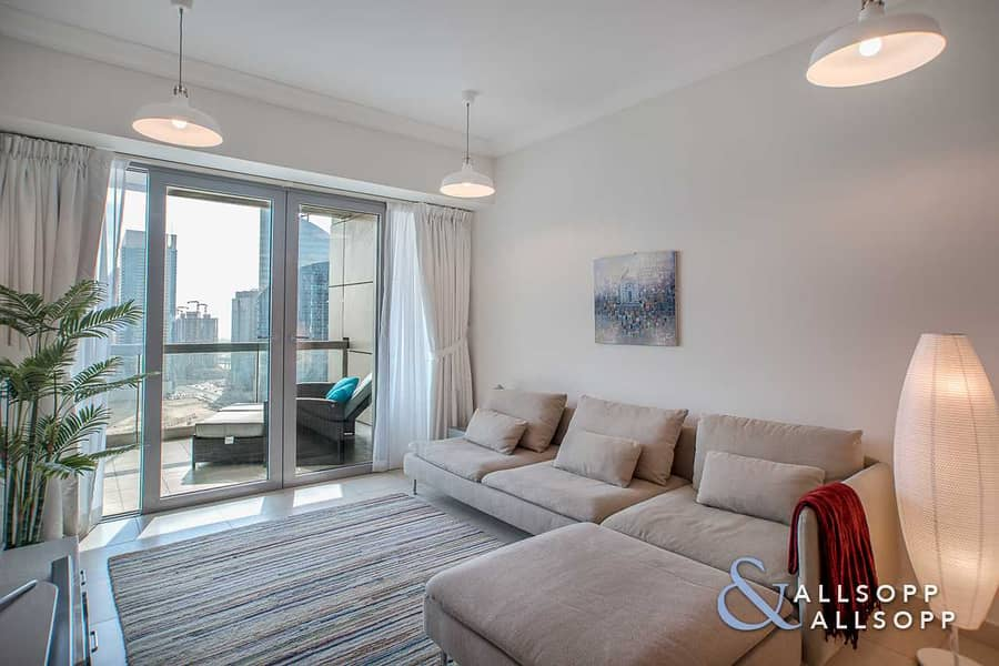 Fully Furnished | 1 Bed | Good Investment