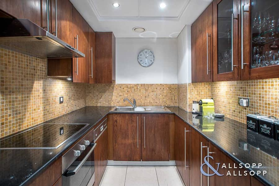 10 Fully Furnished | 1 Bed | Good Investment