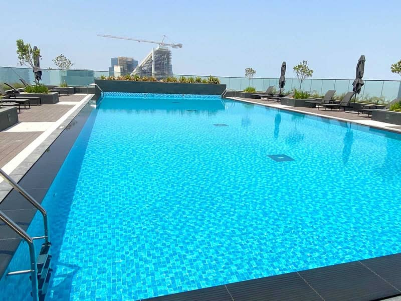 ZERO COMMISSION, BRAND NEW APARTMENT,FURNISHED OR UNFURNISHED ,BALCONY,PARKING ,POOL GYM ALL FACILITIES