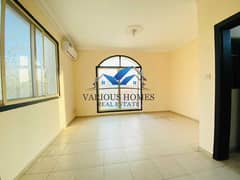 STUNNING 01 Bedroom,Hall,Kitchen And Huge Terrace Located In Al Karamah Area Only 3000/Month.