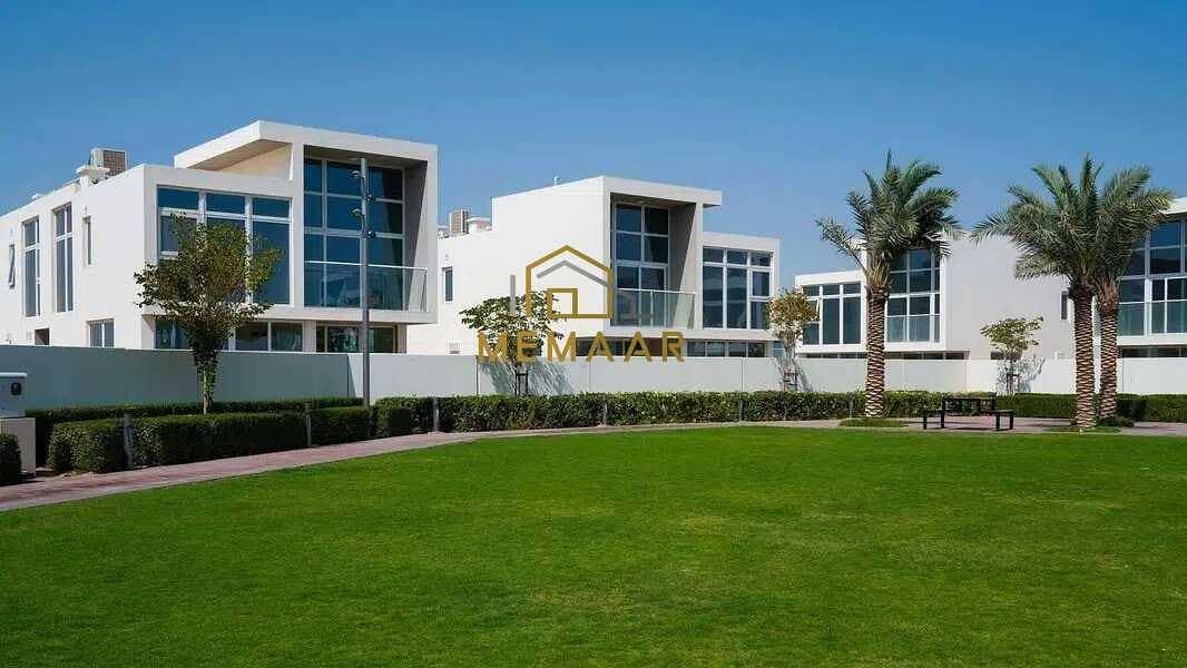 Townhouse in Aknan Villas (Akoya Oxygen) Damac Hills 2 3 rooms 890000 dirhams