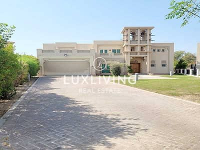 4 Bedroom Villa for Rent in Jumeirah Islands, Dubai - Luxurious 4 Bed | Sky View | Private Pool