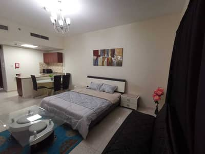 Studio for Rent in International City, Dubai - Marvelously Furnished Studio on Monthly Basis