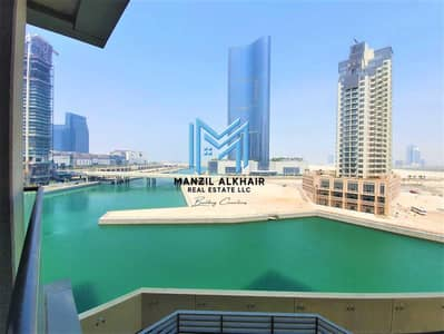 3 Bedroom Apartment for Rent in Al Reem Island, Abu Dhabi - Amazing Panoramic Apartment with Canal View