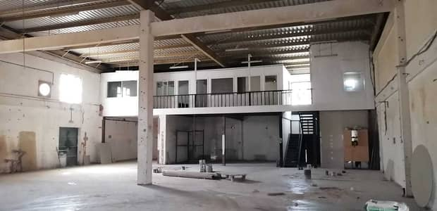 Warehouse for Rent in Industrial Area, Sharjah - 5500 sqft with offices in prime location !!