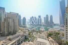شقة في برج المرجان أبراج مرسى دبي (أبراج إعمار الستة) دبي مارينا 2 غرف 155000 درهم - 5375090