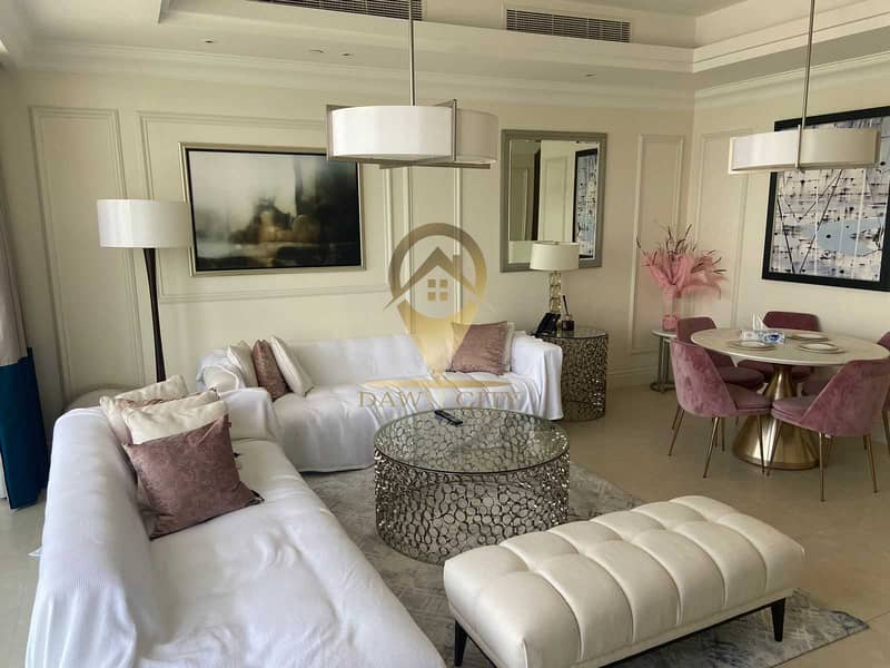 2 LUXURY APARTMENT | BRAND NEW FURNITURES | DIFC VIEW