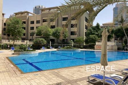 فلیٹ 2 غرفة نوم للايجار في الروضة، دبي - Chiller Free | Hot Unit | 2 Beds Plus Study