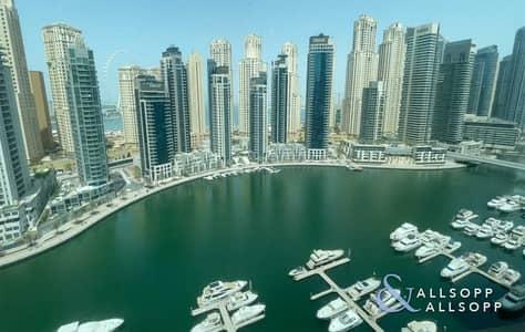 3 Bedroom Flat for Sale in Dubai Marina, Dubai - Vacant On Transfer | 3 Beds | Marina View