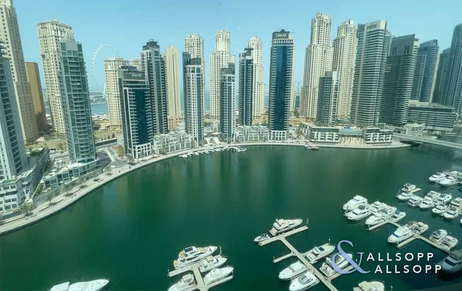 Vacant On Transfer   3 Beds   Marina View