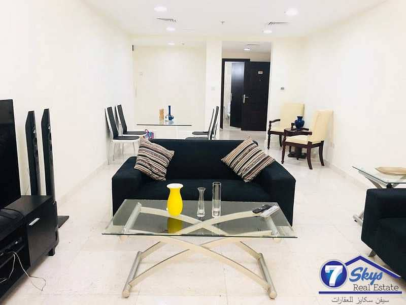 Fully Furnished 2Bhk Safeer 2 only 83k 1 year use.