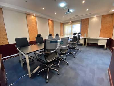 Office for Sale in Bur Dubai, Dubai - Fully Furnished Office / Motivated Seller