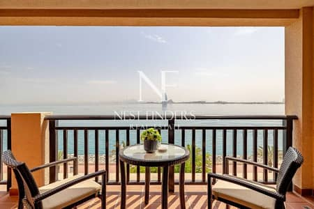 1 Bedroom Apartment for Sale in Palm Jumeirah, Dubai - Cheapest Price with Spectacular  Seaview