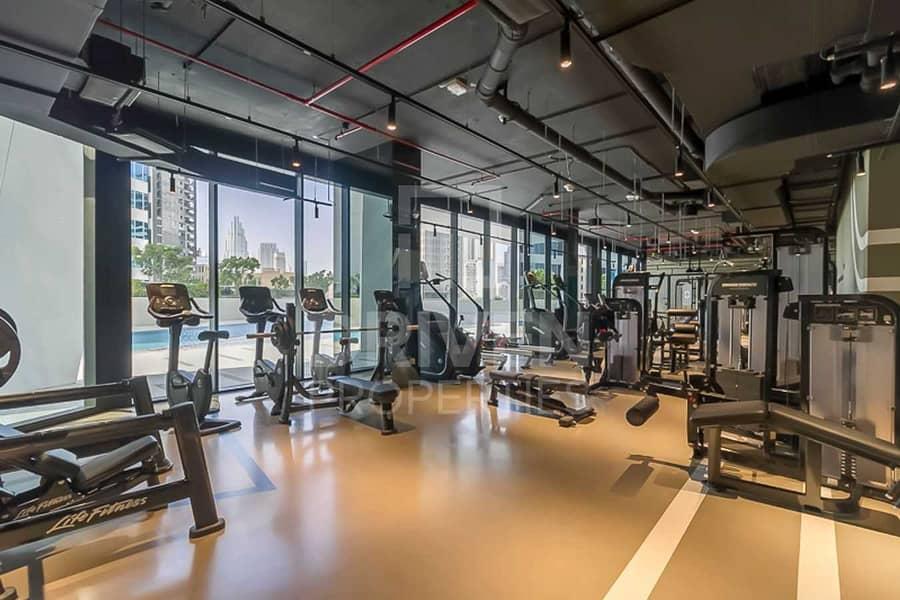 15 Modern Design Unit w/ Burj Khalifa Views
