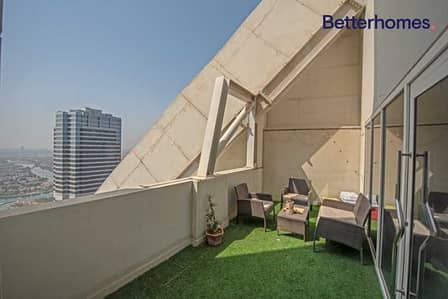 Duplex   Large Terrace   Penthouse   Unfurnished