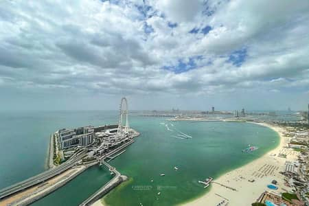 2 Bedroom Flat for Sale in Jumeirah Beach Residence (JBR), Dubai - Cheapest 2 bed R2E  type with Stunning Sea View