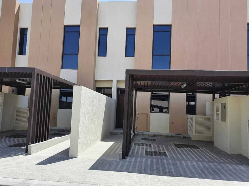 Brand New 2 Bedrooms Townhouse available for rent in 55,000/year