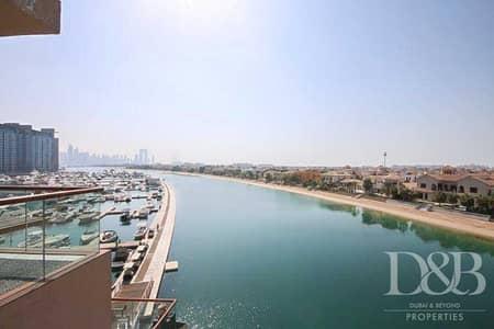 Studio for Rent in Palm Jumeirah, Dubai - Furnished | Marina Views | Spacious Unit