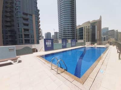 فلیٹ 2 غرفة نوم للايجار في دبي مارينا، دبي - Spacious