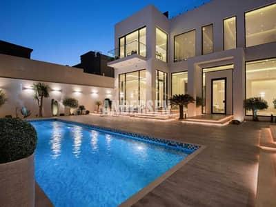 فیلا 5 غرف نوم للبيع في أم سقیم، دبي - فيلا فاخرة، ذات طراز راقي وتصميم حديث، 5 غرف وحمام سباحة خاص