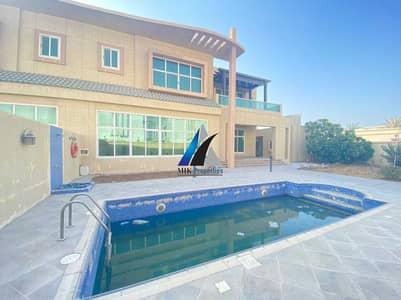 4 Bedroom Villa for Rent in Umm Suqeim, Dubai - Stunning 4 Bedroom Villa with Private Pool & Servant Quarters + Garden