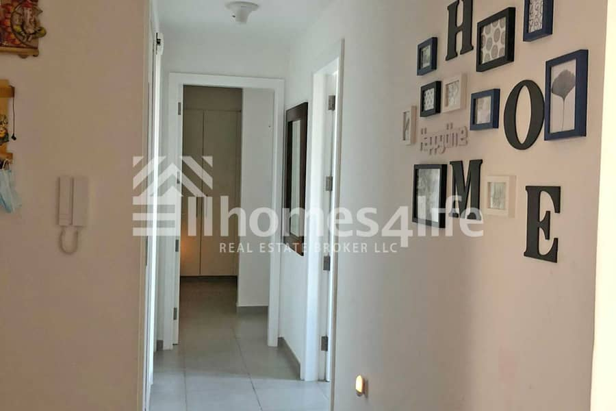 High Floor 2BR   Pool View   Vacant On Transfer