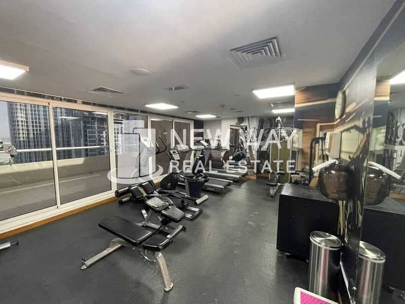 2 Spacious 1 Bedroom In Business Bay