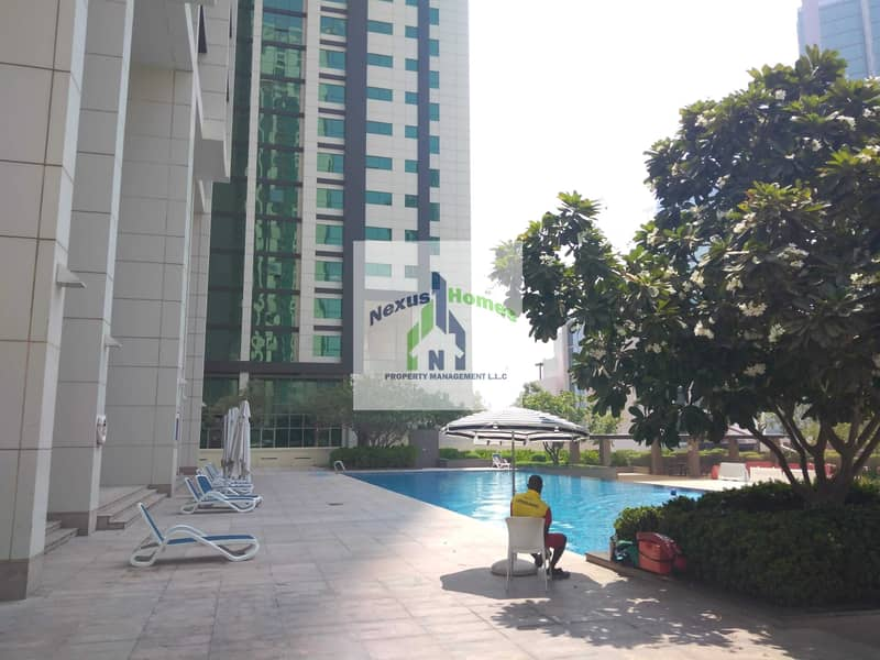 2 Well Maintained 3 BHK Beautiful View Perfect  Home