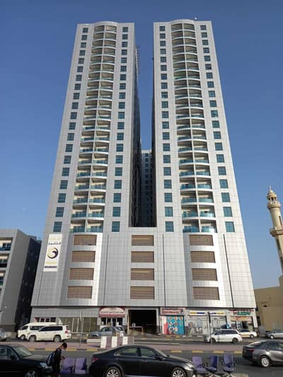 1 Bedroom Flat for Sale in Al Nuaimiya, Ajman - PAY ONLY 32000 & MOVE IN YOUR BRAND NEW 1BHK APARTMENT IN CITY TOWER AJMAN WITH FREE CHILLER AC & REMAINING BALANCE PAY IN 92 EASY INSTALLMENT