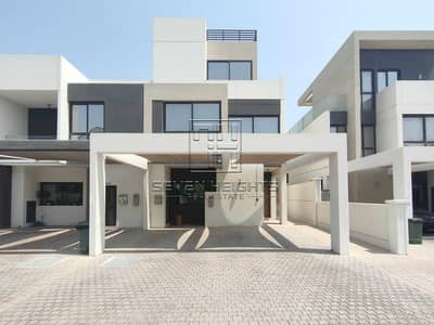 5 Bedroom Townhouse for Rent in Al Salam Street, Abu Dhabi - Upcoming Townhouse 5BR+Maid   Single Row With So Much Space.