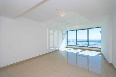 2 Bedroom Flat for Rent in Al Reem Island, Abu Dhabi - Exclusive City Living With Panoramic Sea Views