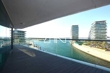 شقة 3 غرف نوم للبيع في شاطئ الراحة، أبوظبي - Hot Deal Sea View Spacious Apt with Large Balcony