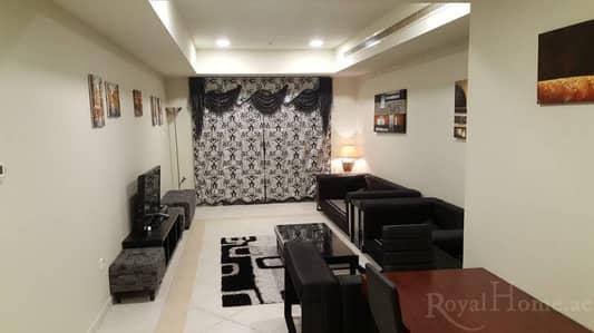 Fully furnished 1bed at Princess Tower Marina