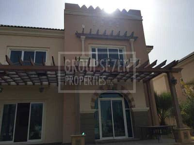 5 Bedroom Villa for Rent in Dubai Sports City, Dubai - 5 BR Villa with Golf course view at Sports City