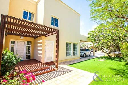 3 Bedroom Villa for Sale in The Lakes, Dubai - Great Location | 4 Beds | Close To Pool