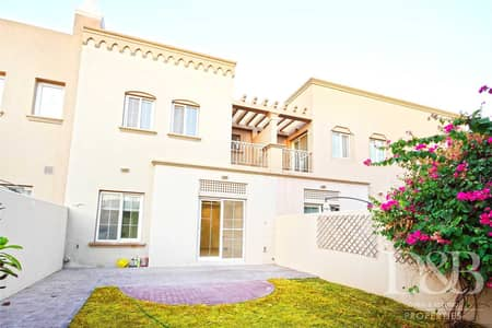 2 Bedroom Villa for Rent in The Springs, Dubai - 2bed + Study Room | Type 4M | Springs 11
