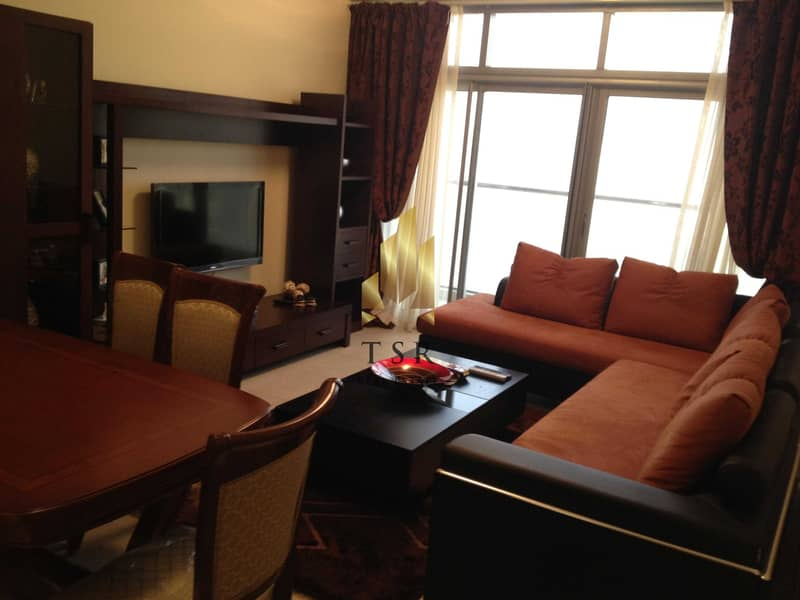 2 Fully Furnished   Bright   Global Lake View