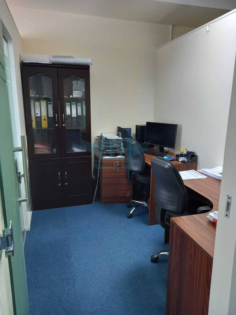 8 FULLY FITTED OFFICE FOR RENT  @ BUSINESS BAY
