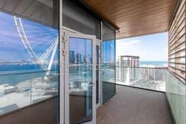 شقة في بناية الشقق 8 بلوواترز ريزيدينسز جزيرة بلوواترز 3 غرف 409490 درهم - 5377228