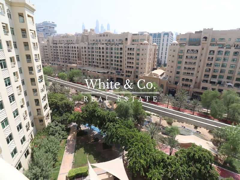 High Floor | Park View | Unfurnished